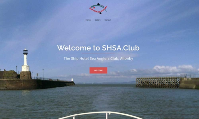 The Ship Hotel Sea Anglers Club, Allonby